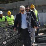 Επιθεώρηση Μελισσανίδη στην «Αγιά Σοφιά» - Αποκλειστικό VIDEO enwsi.gr