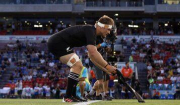 Η ομάδα ράγκμπι της Νέας Ζηλανδίας αποχαιρέτησε τον Μαραντόνα... με χορό «χάκα» (VIDEO)