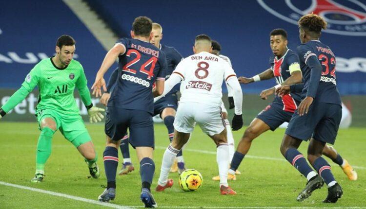Ligue 1: Μαύρα χάλια η Παρί, έμεινε στο 2-2 με την Μπορντό