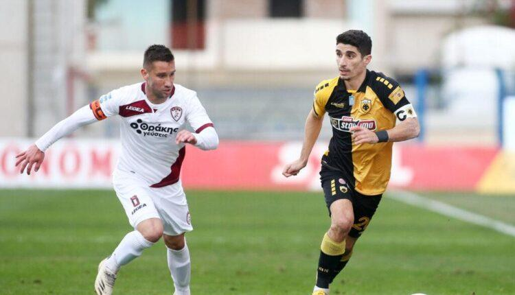 ΑΕΚ παίξε την μπάλα που ξέρεις -Ματς «φωτιά» στην Τρίπολη! (19:30, LIVE σχολιασμός enwsi.gr)
