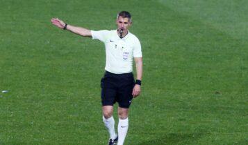 Μετά την «γκάφα» στο ΠΑΟΚ-ΠΑΣ, ο Σιδηρόπουλος ορίστηκε στο Champions League