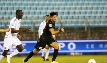 Super League: Ο ΠΑΟΚ κέρδισε 2-0 τη Λαμία -Γλίτωσε την κόκκινη ο Τζόλης
