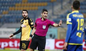 Παπαδόπουλος και Γκορτσίλας «έπνιξαν» πέναλτι της ΑΕΚ