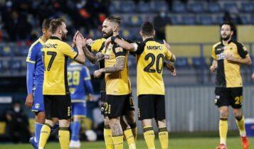 Αστέρας Τρίπολης-ΑΕΚ: «Αντί για 0-2… τουλάχιστον, πήγε με 1-1 στο ημίχρονο»