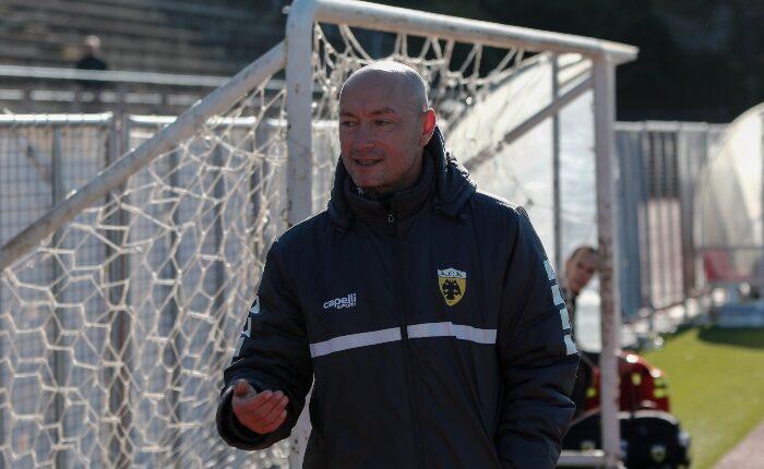 Νεντέλκοβιτς: «Στην Ακαδημία της ΑΕΚ στόχος είναι να αναπτυχθούν οι νέοι ως άτομα και ποδοσφαιριστές»