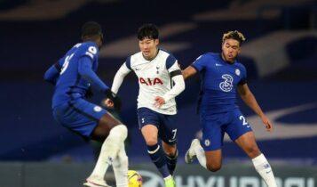 Premier League: Εμειναν στο 0-0 Τσέλσι και Τότεναμ