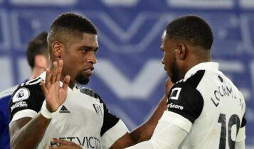 Premier League: Ηττα για τη Λέστερ -Εχασε (1-2) από τη Φούλαμ
