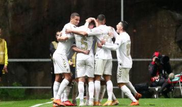 Μπράγκα: Δυσκολεύτηκε, αλλά νίκησε 1-0 την Φαμαλικάο