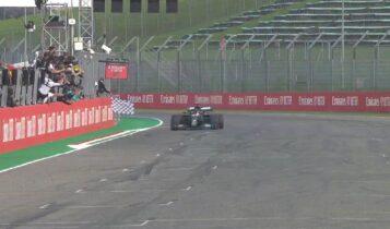 Formula 1: Πρώτος ο Χάμιλτον, πρωταθλήτρια η Mercedes (VIDEO)