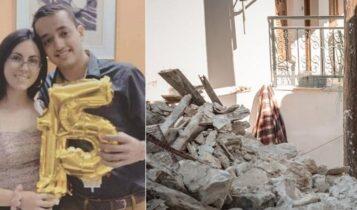 Σεισμός στη Σάμο - Συγκλονίζει η μητέρα της Κλαίρης: «Αγκαλιάστε τα παιδιά σας, δεν γυρνάει πίσω ο χρόνος»