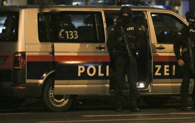 Τρία τα θύματα της τρομοκρατικής επίθεσης στη Βιέννη