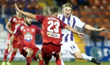 Super League: Το προηγούμενο 3-0 που έγινε 3-3 έγινε ξανά στη Ριζούπολη
