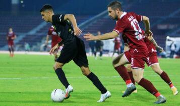 Super League: Ο Αρης κέρδισε με 3-0 τη Λάρισα στο Αλκαζάρ