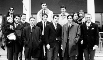 """Νεσιάδης για Πασχαλίδη: «Ηταν το """"άλφα"""" και το """"ωμέγα"""" της ΑΕΚ του 60'»"""