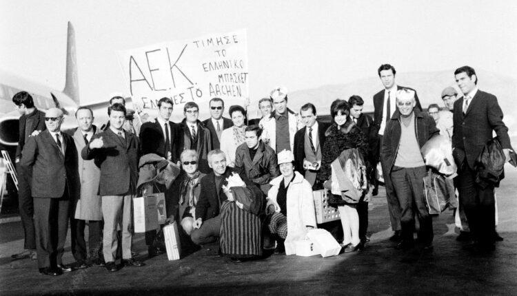 Ο Πασχαλίδης, η ΑΕΚ και μια ζωή... τρέλα