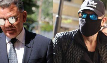 Κούγιας για Σφακιανάκη: «Ο αστυνομικός τον κατέβασε με το ζόρι σαν να γνώριζε τι θα βρει»