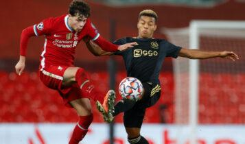 Champions League: Στους «16» Λίβερπουλ και Πόρτο -Διπλό της Ιντερ κόντρα στη Γκλαντμπαχ