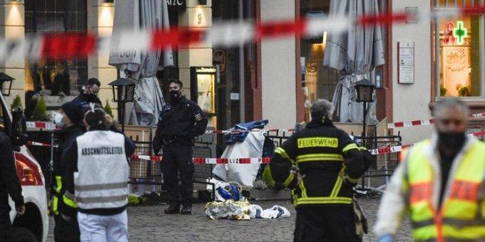 Τρίερ Γερμανίας: 45χρονος Ελληνας οδοντίατρος και το 2 μηνών παιδί του ανάμεσα στα θύματα!