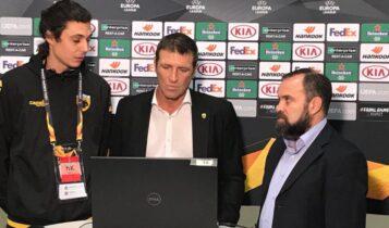 AEK: Τα εύσημα της UEFA για την άριστη οργάνωση των εντός έδρας αγώνων στο Europa League (ΦΩΤΟ)