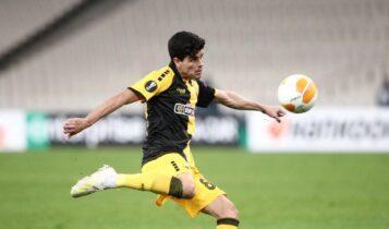 Βασιλαντωνόπουλος: Πρώτο γκολ με την ΑΕΚ