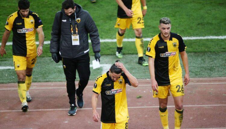 ΑΕΚ: Χωρίς νίκη σε 14 συνεχόμενα εντός έδρας ματς ομίλων!