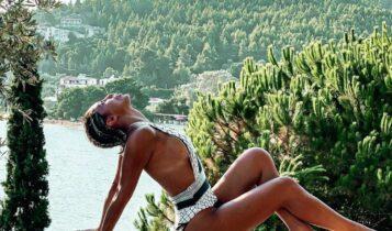 Μαρία Καρλάκη: Η τραγουδίστρια που κάνει... μάγια και εκτός πίστας (ΦΩΤΟ)