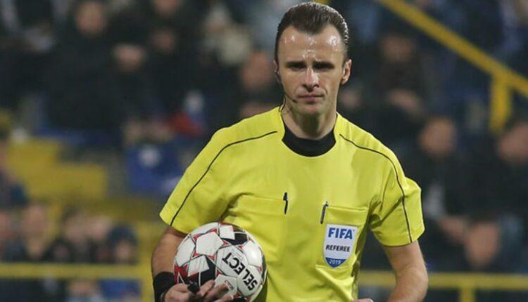 Ο Βόσνιος Πελίτο ορίστηκε στο ΑΕΚ-Παναθηναϊκός