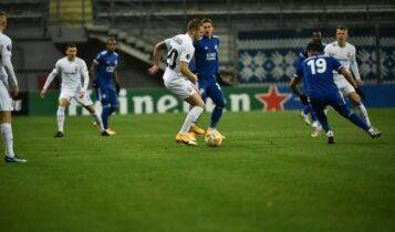 Europa League: Η Ζόρια έκανε την έκπληξη και κέρδισε 1-0 τη Λέστερ