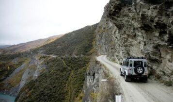 Στον πιο όμορφο και επικίνδυνο δρόμο της Ελλάδας οδηγείς μόνο με δική σου ευθύνη