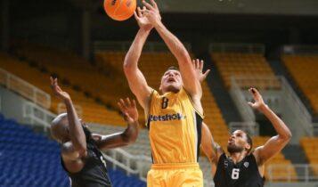 Basket League: Η ΑΕΚ υποδέχεται τον ΠΑΟΚ -Ολο το πρόγραμμα