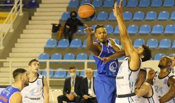 Basket League: Εκανε... πάρτι ο Κολοσσός με τη Λάρισα (90-64)