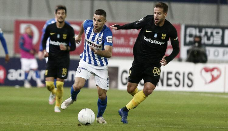 Super League: Πήρε τον βαθμό στο Περιστέρι ο Αρης, 2-2 με τον Ατρόμητο (VIDEO)