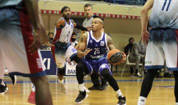 Basket League: Στο φινάλε πήρε τη νίκη ο Ηρακλής, 71-68 το Μεσολόγγι (VIDEO)
