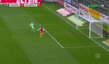 Αυτό δεν χανόταν: Παίκτης της Φράιμπουργκ αστόχησε σε κενή εστία! (VIDEO)