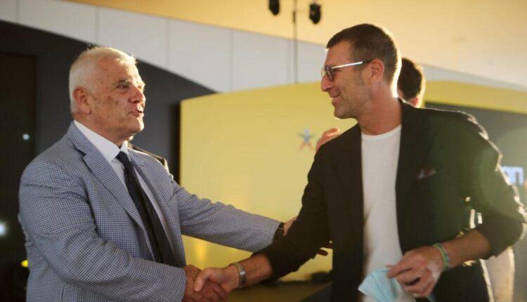 Μελισσανίδης: «Δεν υπάρχει θέμα προπονητή για την ΑΕΚ!»