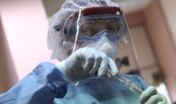 Κορωνοϊός: 1.251 νέα κρούσματα - 89 θάνατοι, 600 διασωληνωμένοι