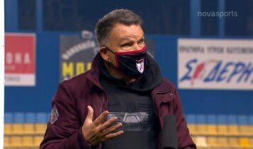 Κούγιας: Αυτά είναι ντροπή, ποιος Κλάτεμπεργκ; (VIDEO)