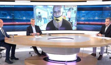ΑΕΚ-Παναθηναϊκός: Ολα όσα σχολίασαν Μητσικώστας και Βαζέχα για το ντέρμπι (VIDEO)