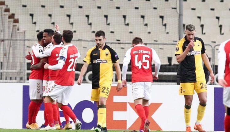 ΑΕΚ: Έτσι έχει δεχθεί 13 γκολ στον όμιλο (VIDEO)