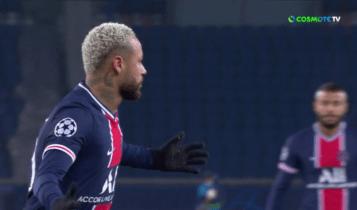Champions League: «Ποδιά» και απίθανο γκολ ο Νεϊμάρ (VIDEO)