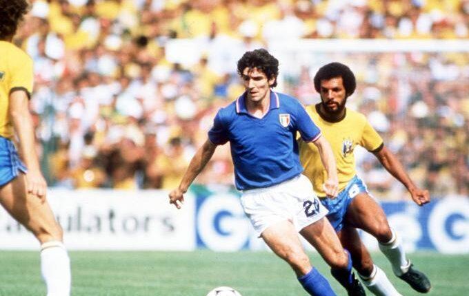Το... μαγικό «χατ-τρικ» του Ρόσι απέναντι στην Βραζιλία (VIDEO)