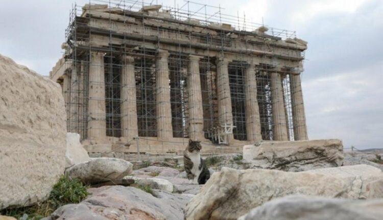 Οι εξηγήσεις του Υπουργείου Πολιτισμού για την πλημμυρισμένη Ακρόπολη