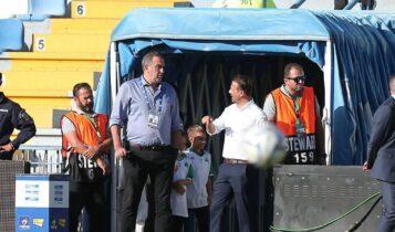 H AEK μιλά με Παπαδημητρίου και Κωνστάντο!