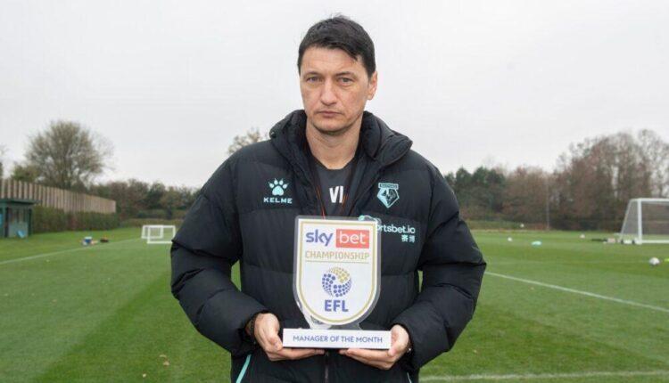 Ιβιτς: Προπονητής του μήνα στην Championship (ΦΩΤΟ)