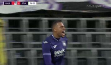 Χωρίς Βράνιες η Αντερλεχτ τη Γκενκ 1-0 (VIDEO)