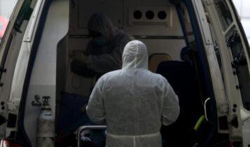 Κορωνοϊός: 1.194 νέα κρούσματα, 577 διασωληνωμένοι, 68 θάνατοι