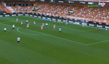 La Liga: Γλύτωσε την ήττα στο τέλος η Βαλένθια, 2-2 με την Μπιλμπάο (VIDEO)