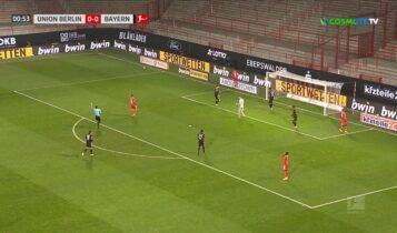 «Γκέλαρε» η Μπάγερν, 1-1 με την Ουνιόν (VIDEO)