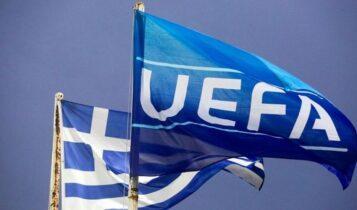 UEFA Ranking: Η χειρότερη χρονιά της τελευταίας πενταετίας (ΦΩΤΟ)