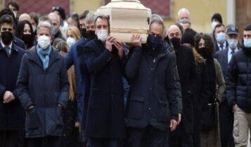 Πάολο Ρόσι: Το τελευταίο «αντίο» στον «Παμπλίτο»